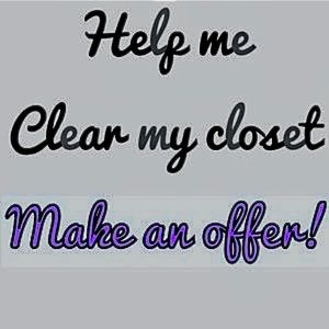 💜HELP ME CLEAR OUT MY CLOSET💜
